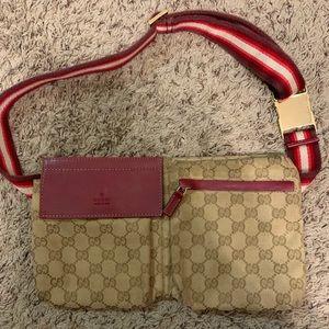 Gucci Fanny/Crossbody Bag